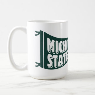MSU Spartans | Michigan Staats-Universität Kaffeetasse