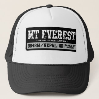 Mt Everest Truckerkappe