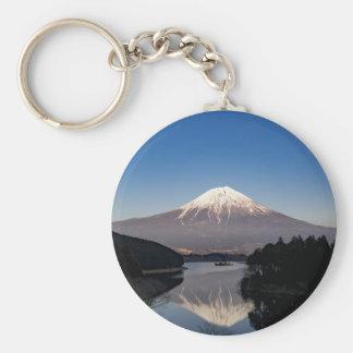 Mt Fuji Schlüsselanhänger