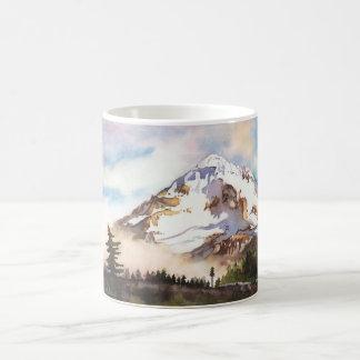 Mt. Haube Oregon Kaffeetasse
