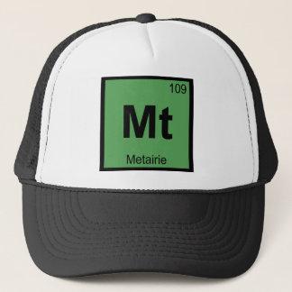 Mt - Metairie Louisiana Chemie-Periodensystem Truckerkappe