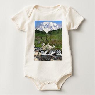 Mt Rainer, Edith-Nebenfluss Baby Strampler