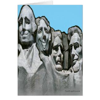 Mt Rushmore Karte