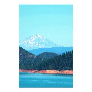 Mt Shasta Briefpapier