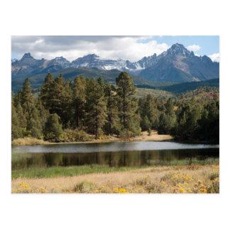 Mt. Sneffels Postkarte
