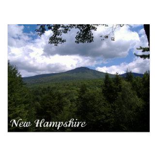 Mt Washington, New Hampshire Postkarte