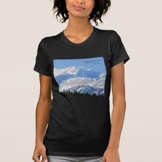 Mtns sind Nennen/Mt McKinley T-Shirt