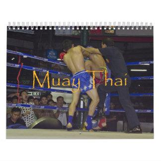 Muay thailändischer Kalender