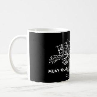 MUAY THAILÄNDISCHER Tiger Kaffeetasse