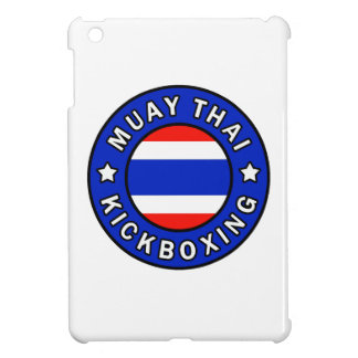 Muay thailändisches iPad mini hülle