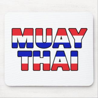 Muay thailändisches mousepad