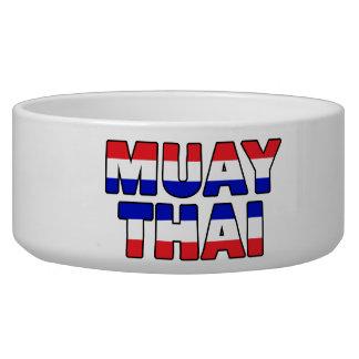 Muay thailändisches napf