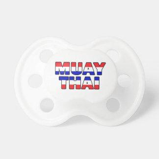 Muay thailändisches schnuller