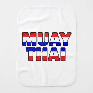 Muay thailändisches spucktuch