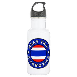 Muay thailändisches trinkflasche
