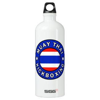 Muay thailändisches wasserflasche