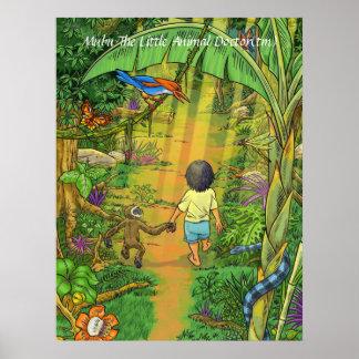 Mubu der kleine Tierdoktor (TM) Poster