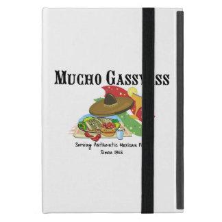 Mucho Gassyass Mexikaner-Nahrung Schutzhülle Fürs iPad Mini