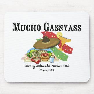 Mucho Gassyass Mousepad