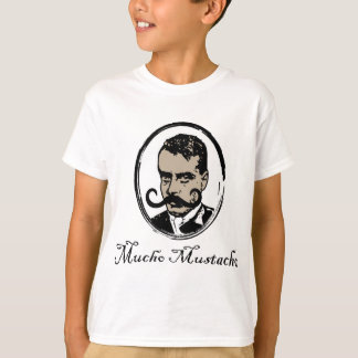 Mucho Mustacho - Zapata T-Shirt