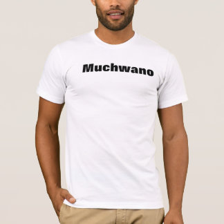 Muchwano Kennzeichen T-Shirt
