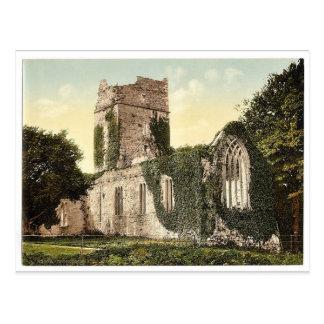 Muckross Abtei. Killarney. Co. Kerry, Irland magn Postkarte