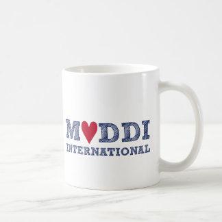 MUDDI INTERNATIONALES Reihe zum Muttertag Kaffeetasse
