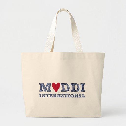 MUDDI INTERNATIONALES Reihe zum Muttertag Tasche