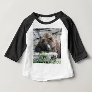 Müder Bär Baby T-shirt