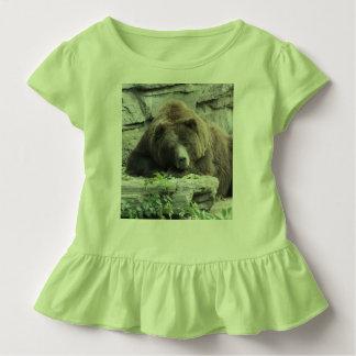 Müder Bär Kleinkind T-shirt
