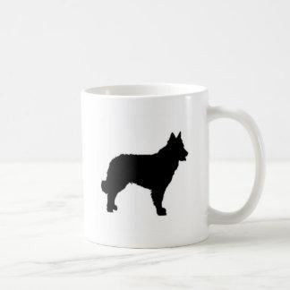 mudi Silhouette Kaffeetasse