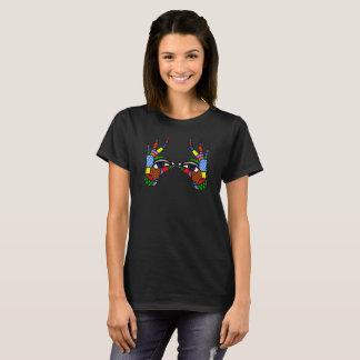 Mudras Hände T-Shirt