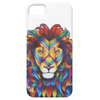 Mufasa im Technicolour iPhone 5 Schutzhülle