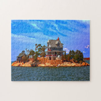 Muffe-Insel Connecticut Puzzle