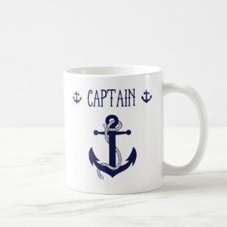 Mug Kapitäns Kaffeetasse