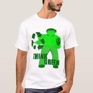 MUGGIN HAUBE -- Der grüne Räuber T-Shirt