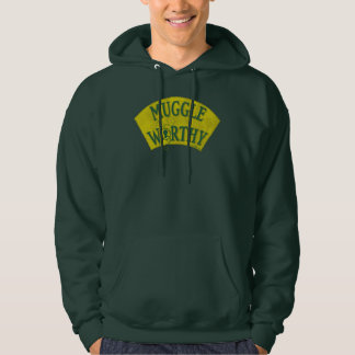 Muggle angemessen hoodie