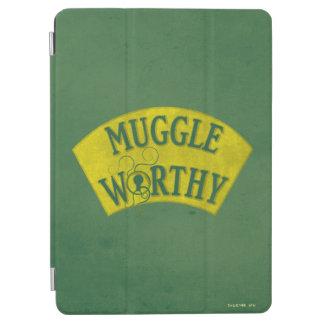 Muggle angemessen iPad air cover