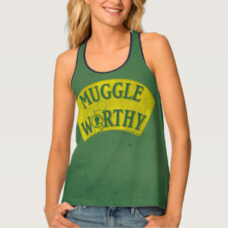 Muggle angemessen tanktop