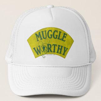 Muggle angemessen truckerkappe
