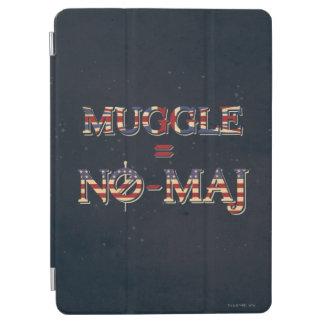 Muggle = NO-Major iPad Air Hülle