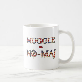 Muggle = NO-Major Kaffeetasse