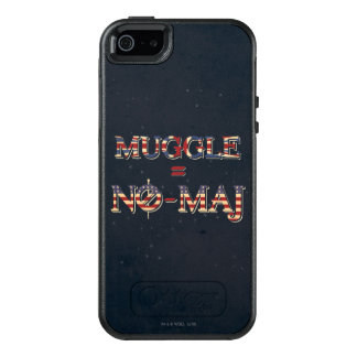 Muggle = NO-Major OtterBox iPhone 5/5s/SE Hülle