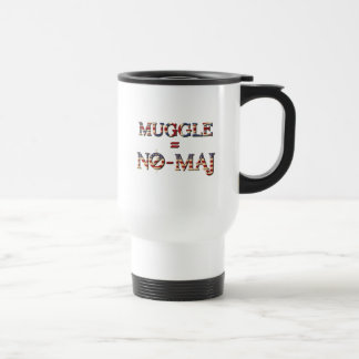 Muggle = NO-Major Reisebecher