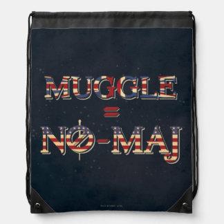 Muggle = NO-Major Sportbeutel
