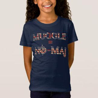 Muggle = NO-Major T-Shirt