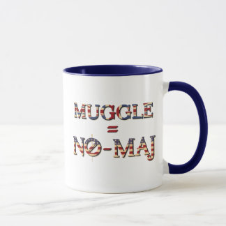 Muggle = NO-Major Tasse