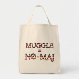 Muggle = NO-Major Tragetasche