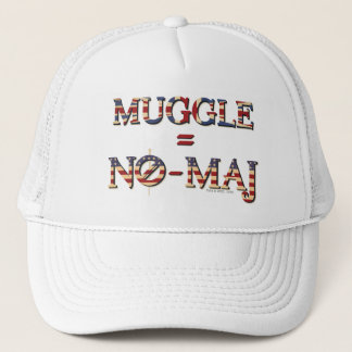Muggle = NO-Major Truckerkappe
