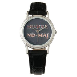 Muggle = NO-Major Uhr